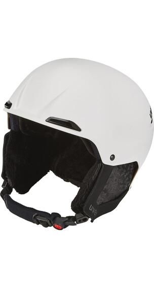 UVEX Jakk+ Style Casco da sci bianco